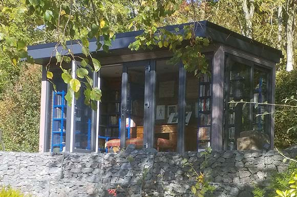 Garden Studio Library Brighton