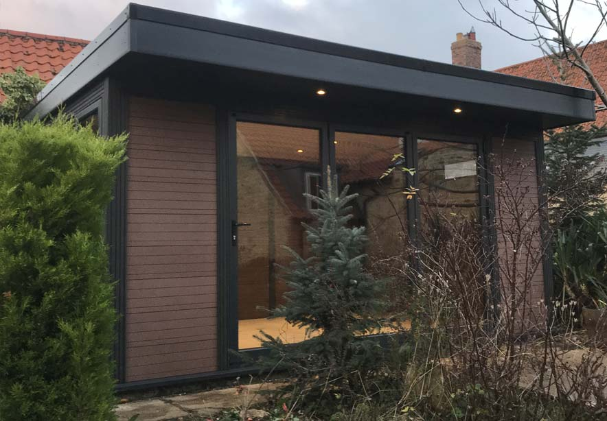 Low Maintenance Urban Garden Rooms