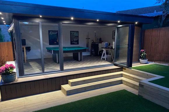 Relaxing Garden Studio Retreats Brighton