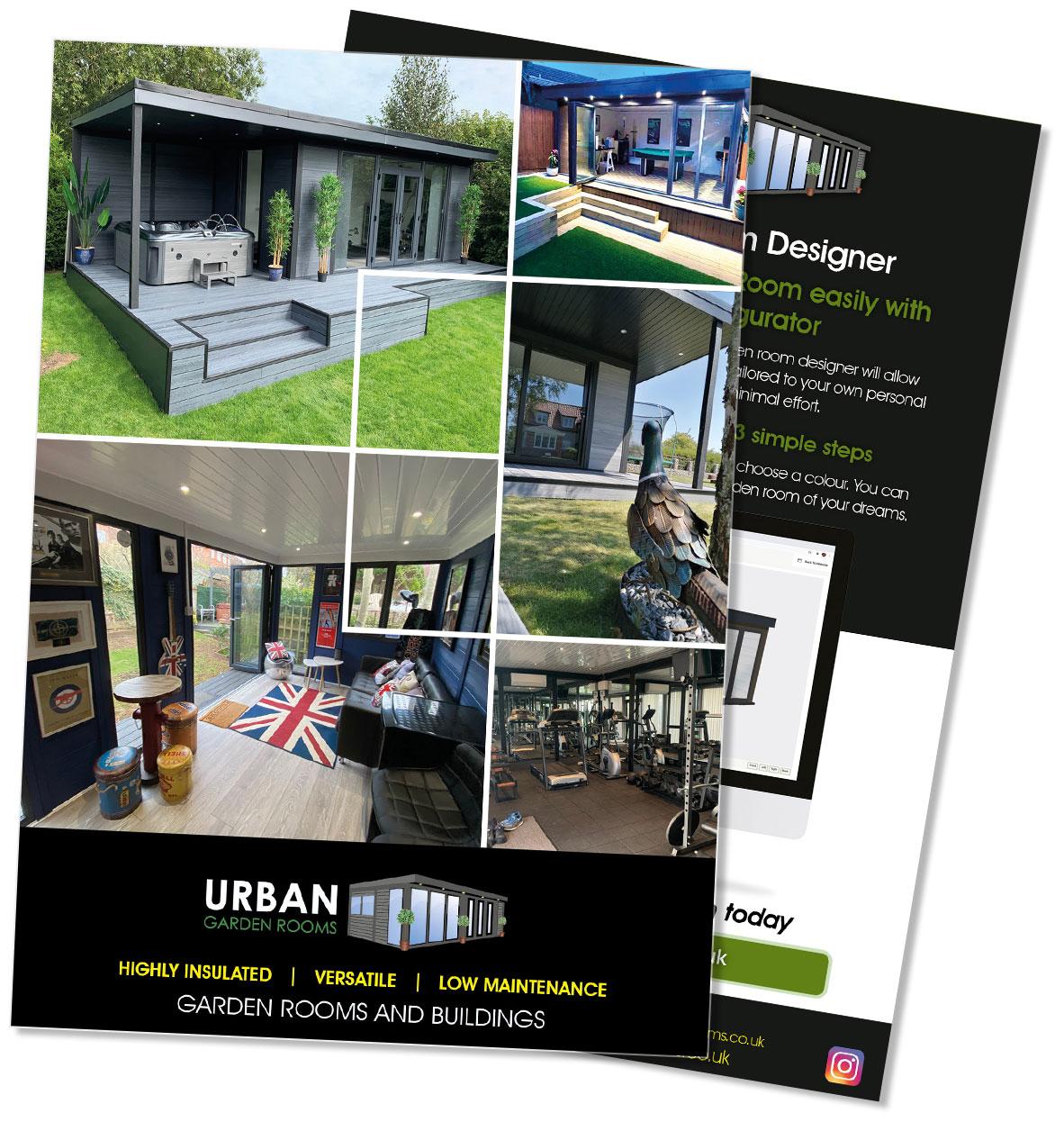 Urban Garden Rooms Brochure